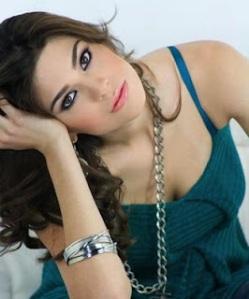 Anagabriela Espinoza is Miss World Mexico 2008