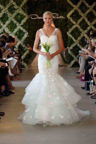 Gaun Pengantin Tercantik Model Duyung Dunia Wanita